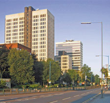 Offices - 54 Hagley Road & Lyndon House, Hagley Road