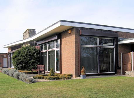 Shirley Golf Club House