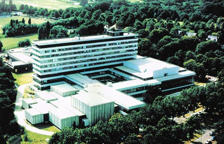 BBC Pebble Mill Birmingham