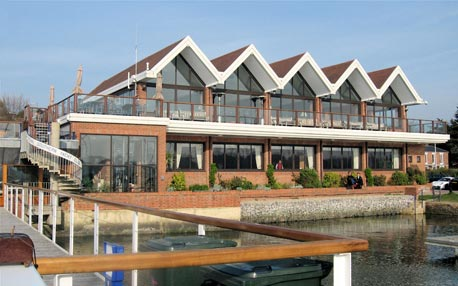 Royal Southern Yacht Club House, Hamble